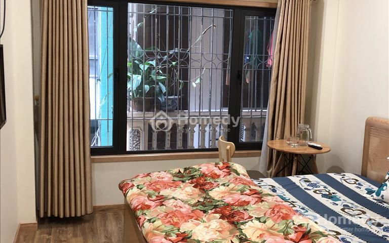 Căn hộ Studio ngõ 113 Đào Tấn full đồ chỉ việc xách quần áo vào ở, cho cả khách nước ngoài thuê