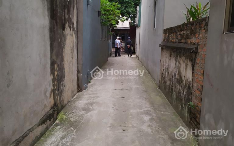 Bán đất thổ cư ở xóm 2 Kim Hoàng, Vân Canh, Hoài Đức 830 triệu
