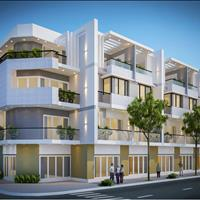 Bán nhà phố thương mại mặt tiền An Dương Vương - Võ Văn Kiệt, 5x20m, 1 trệt, 3 lầu, giá 8 tỷ