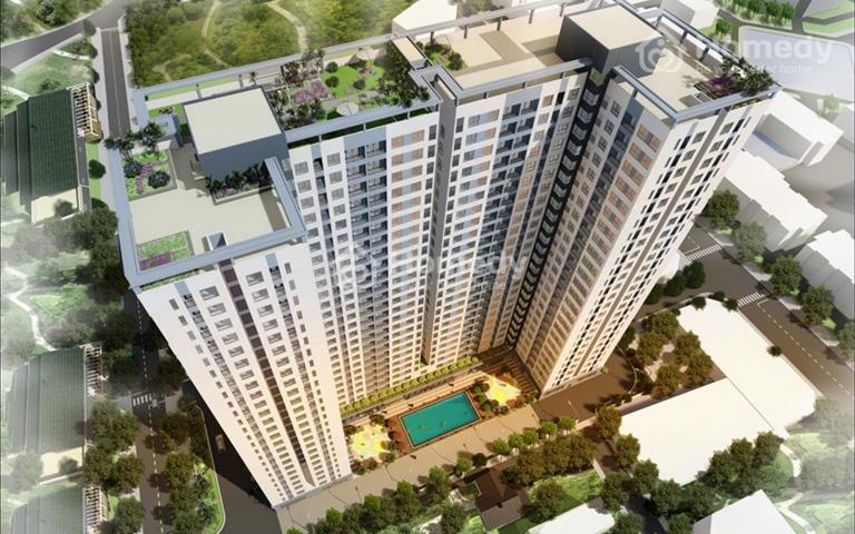 Bán căn hộ chung cư đối diện bến xe Miền Đông mới Quận 9 giá 799 triệu đã VAT