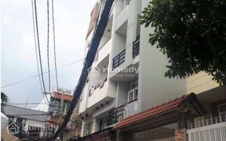 Cho thuê nhà góc 2 mặt tiền Nguyễn Chí Thanh, quận 10
