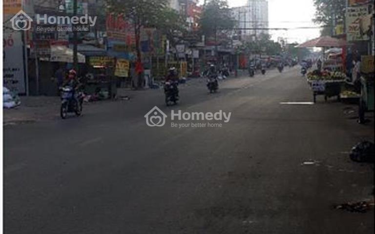 Cho thuê nhà mặt tiền Phạm Hùng, Phường 4, Quận 8