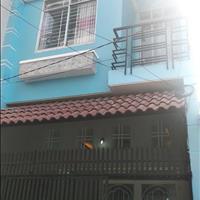 Nhà bán ngay ngã tư Bốn Xã, 1 trệt 1 lầu, mới đẹp, đường số 4, Bình Tân, 4.15 tỷ thương lượng