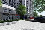 Với tổng số 4 block nhà với chiều cao 27 tầng cung ứng hơn 3000 căn hộ với đa dạng các loại diện tích từ 35m2 cho căn hộ 1 phòng ngủ đến 75m2 cho căn hộ 2 phòng ngủ.