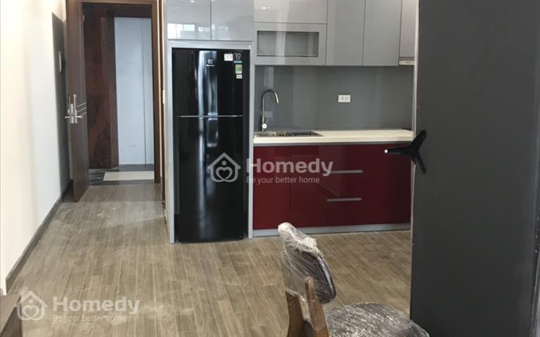 Cho thuê căn hộ 1 phòng ngủ, 50m2 full đồ khu Tô Ngọc Vân, Quảng An, Tây Hồ