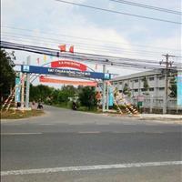 Lô đất nằm ngay đường lớn Hùng Vương, Nhơn Trạch, gần Quận 2, giá rẻ, sổ hồng riêng