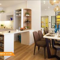 Chính chủ bán gấp căn hộ 50m2, 2 phòng ngủ, 1WC, giá 1.6 tỷ (VAT), trung tâm Quận 6