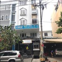 Bán nhà phố dạng căn hộ dịch vụ cạnh Sky, đường lớn, hầm, 5 lầu có 14 phòng ngủ, nội thất cao cấp