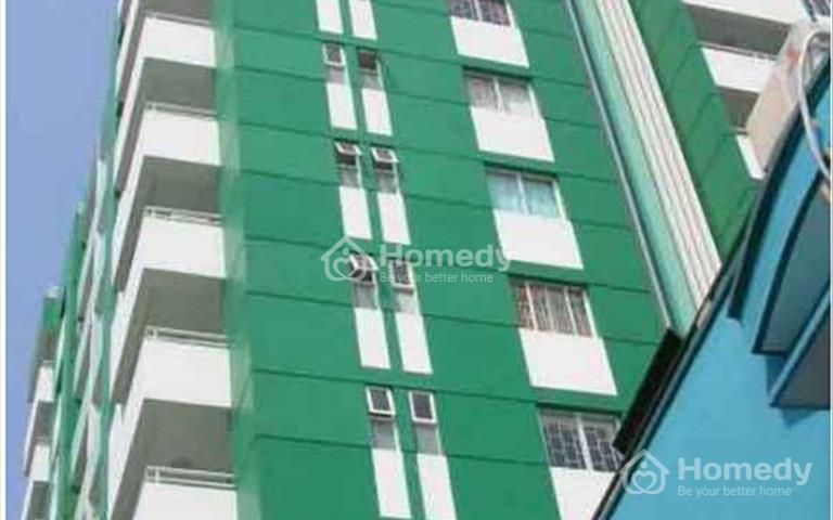 Cho thuê căn hộ Penthouse Green Building Quận 3, 265m2, 4 phòng ngủ, 3WC, full nội thất, sân vườn