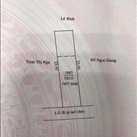 Bán lô đất diện tích lớn, giá rẻ, nhánh đường lớn, DX 002, Phú Mỹ, Thủ Dầu Một