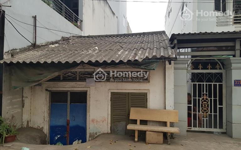 Chủ nhà ở ngoài Bắc, cần bán nhà nát giá siêu rẻ 45 tr/m2 mặt tiền kinh doanh đường Phạm Thế Hiển