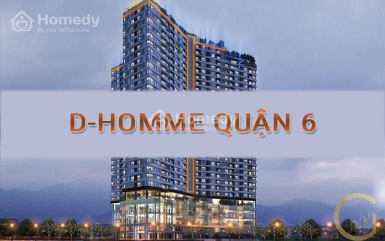 Ra mắt dự án D - Homme mặt tiền đường Hồng Bàng, đầu tư
