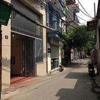 Bán nhà Bà Triệu, Hà Trì, Hà Đông, 54m2, mặt tiền 4.2m, 2.3 tỷ