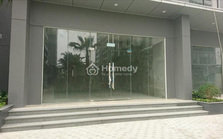 Tổng hợp căn Shop tầng 1 cho thuê rẻ nhất dự án Vinhomes Green Bay, 24m2-87m2