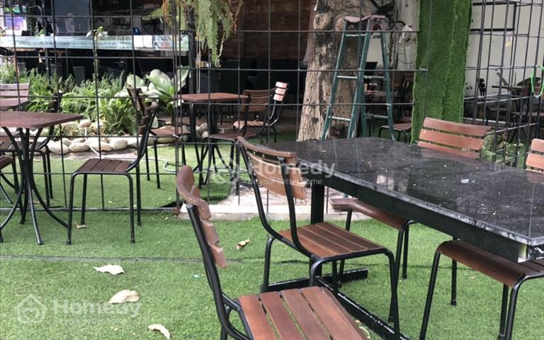 Bán đất hoặc cho thuê lô góc 2 mặt tiền 169m2 đang làm quán cafe, liên hệ gặp Trinh