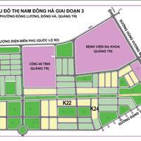 Dự án Đông Hà Center – đất trung tâm thành phố giá chỉ 7.2 triệu/m2
