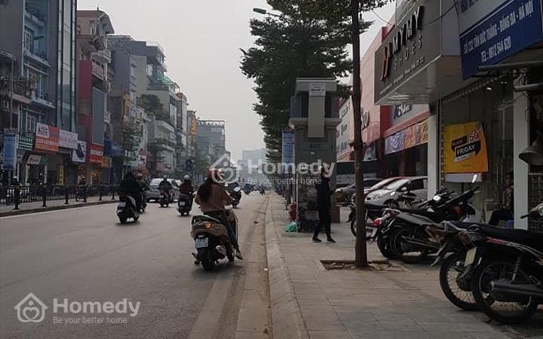 Cho thuê cửa hàng phố Tôn Đức Thắng mặt tiền đẹp phù hợp kinh doanh, 45 triệu/tháng