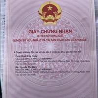Bán nhà chính chủ sổ hồng riêng phường Bình Trị Đông, quận Bình Tân
