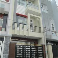 Bán nhà mới, đẹp khu vực quận Bình Tân, đường 1 sẹc, rộng 8m, đường thông thoáng