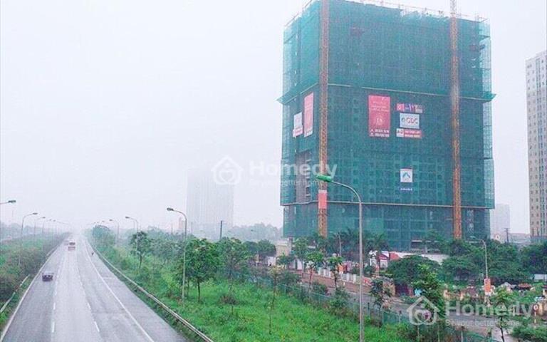 Suất ngoại giao tại Thăng Long Capital, có thể lên xem căn hộ thực tế, giá chỉ hơn 1 tỷ