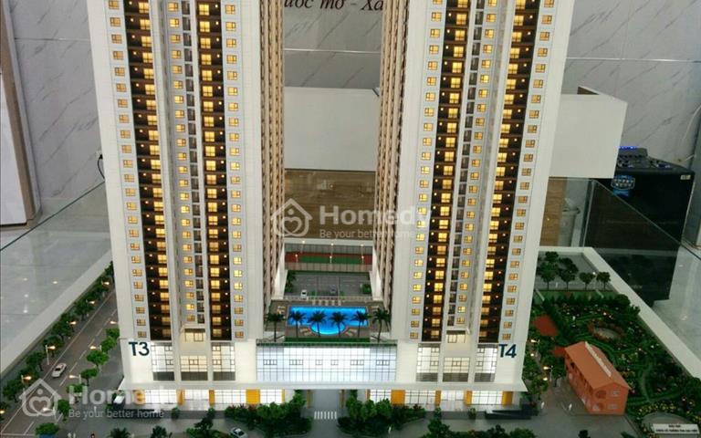 Chính chủ cần bán hộ chung cư tại Thăng Long Capital