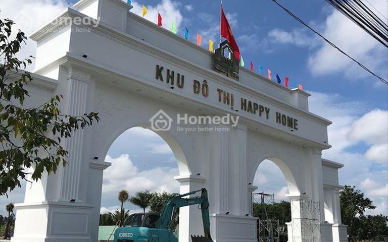 Đất nền khu đô thị hiện đại Happy Home Cà Mau