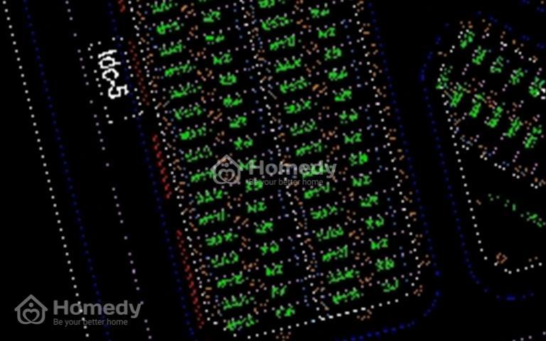 Đất tái định cư sân bay Nha Trang, 80m2, đường 12m, hướng Đông Bắc, giá 60 triệu/m2, giá rẻ nhất