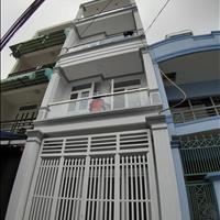 Bán nhà hẻm xe hơi Lê Thúc Hoạch, Phú Thọ Hòa, Tân Phú, 4x15m, 1 trệt 2 lầu sân thượng, 6,5 tỷ