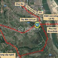 Bán đất nền trung tâm thành phố Đồng Hới, giá đầu tư