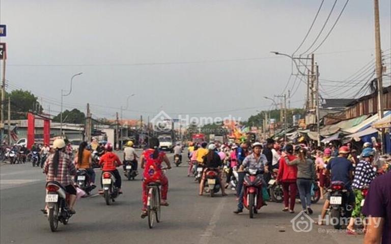 Đất nền chợ Nhật Huy - Phường Hòa Lợi, giá chỉ 780 triệu/nền