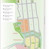 Bán gấp 15 suất nội bộ đất nền Airport New Center, 11 triệu/m2, trung tâm đô thị sân bay Long Thành