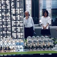 Dự án đẳng cấp The Zei Nguyên Thứ trưởng bộ xây dựng, hoa hậu chốt ngay khi xem căn hộ