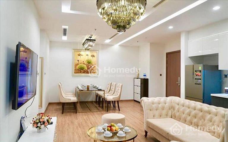 Cho thuê căn hộ chung cư Vinhomes Metropolis 3 phòng ngủ, 110m2, full đồ giá 35 triệu/tháng