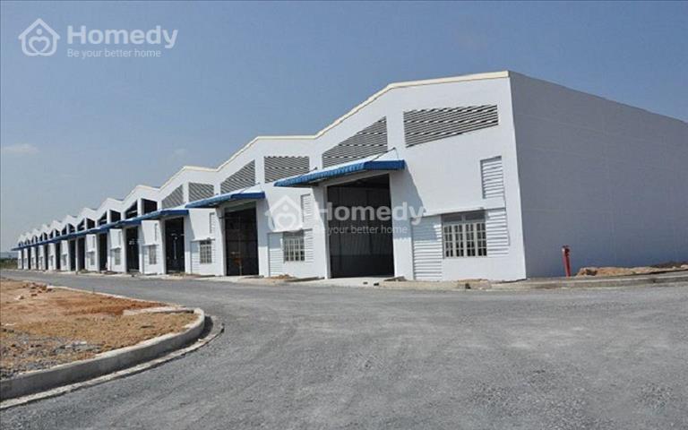 Cho thuê kho xưởng tại Đông Anh, Hà Nội, diện tích 315m2 gần cầu Nhật Tân, giá tốt