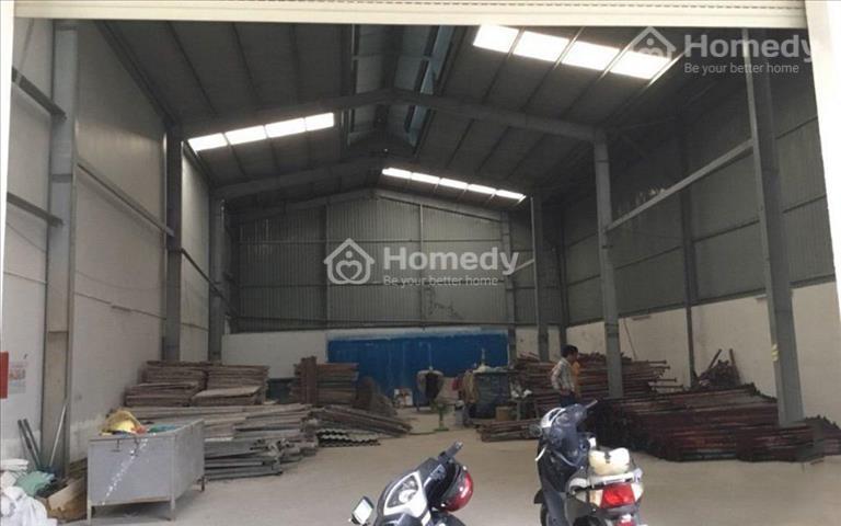 Cho thuê kho xưởng mới 350m2 đường 10m Linh Đông, Quận Thủ Đức