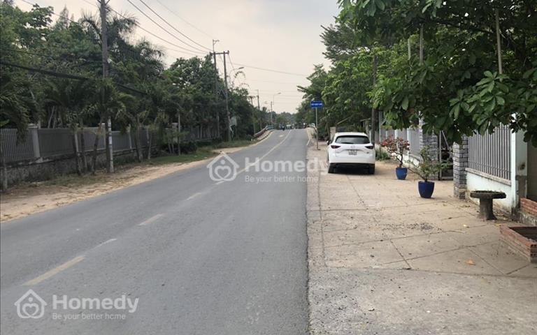 Cần vốn đầu tư nên bán nhanh lô đất 100m2 giá 700 triệu, mặt tiền đường Bùi Thị Lùng, Hóc Môn