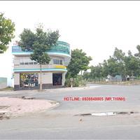 Bán lỗ đất mặt tiền Hùng Vương 5x20m gần Vincom Tân An, sổ hồng riêng, giá bán nhanh