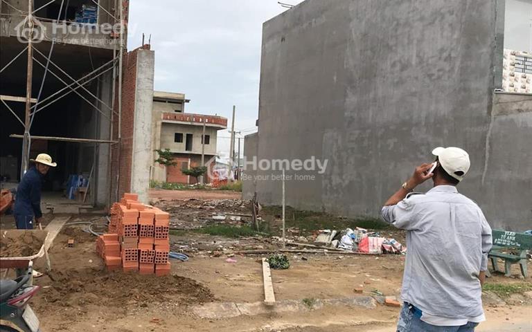 Ngân hàng thông báo thanh lý 30 nền đất và 8 nền góc khu dân cư khu vực Bình Tân - Bình Chánh
