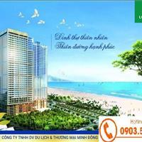 Chính thức nhận đặt chỗ căn hộ ven biển 5 sao, mặt tiền biển Võ Nguyên Giáp, Đà Nẵng