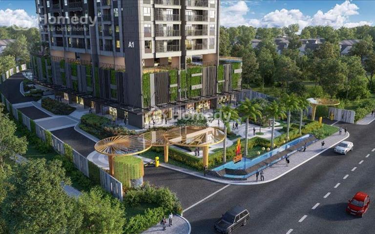 Căn hộ cao cấp Opal Boulevard, mặt tiền Phạm Văn Đồng, thanh toán chỉ 200 triệu