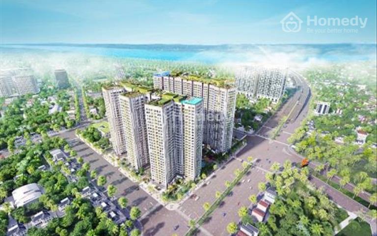 Chỉ với 2.5 tỷ đồng sở hữu căn hộ chung cư cao cấp trung tâm quận Hai Bà Trưng - Imperia Sky Garden