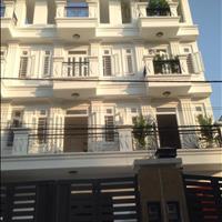 Bán nhà phố liền kề Gò Vấp 1 trệt 1 lửng 3 lầu, sổ hồng riêng, 3 tỷ 670 triệu