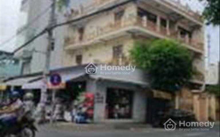 Bán nhà căn góc 2 mặt tiền khu chợ Vải đường Phú Thị Hoà, Quận Tân Phú