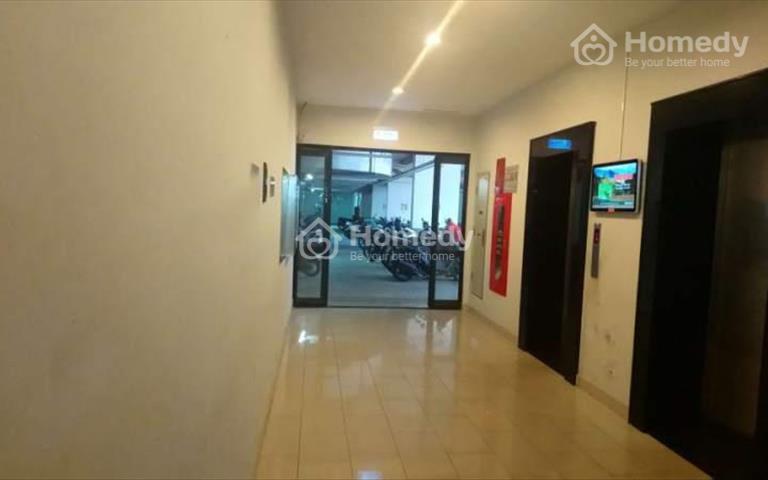 Cho thuê căn hộ chung cư City Tower giá 8 triệu/tháng