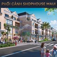 Chỉ 1.5 tỷ sở hữu Shophouse 4 tầng ven biển Đà Nẵng