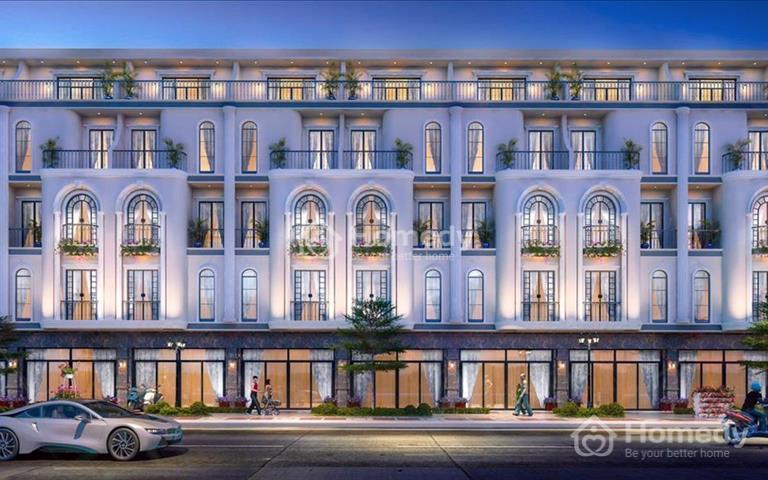 Mở bán nhà phố liền kề Phước Bình mặt tiền Tạ Quang Bửu Quận 8, giá F0 - Ngân hàng hỗ trợ 70%