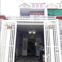 Nhà 4x18m, 1 trệt 1 lầu Nguyễn Thị Thử gần chợ Đại Hải (Phan Văn Hớn) Xuân Thới Thượng