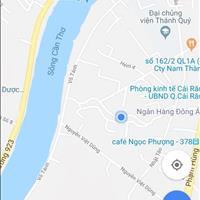 Bán nhà 1 trệt 1 lầu, thổ cư hoàn công, hẻm 2, Nguyễn Trãi nối dài, Cái Răng, thành phố Cần Thơ