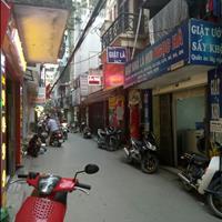 Bán đất mặt phố Thái Thịnh 1 kinh doanh cực tốt, ô tô đỗ cửa, diện tích 54m2