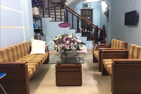Chính chủ cần cho thuê nhà mặt ngõ Định Công, 52,5m2 xây 4,5 tầng, full nội thất, giá tốt